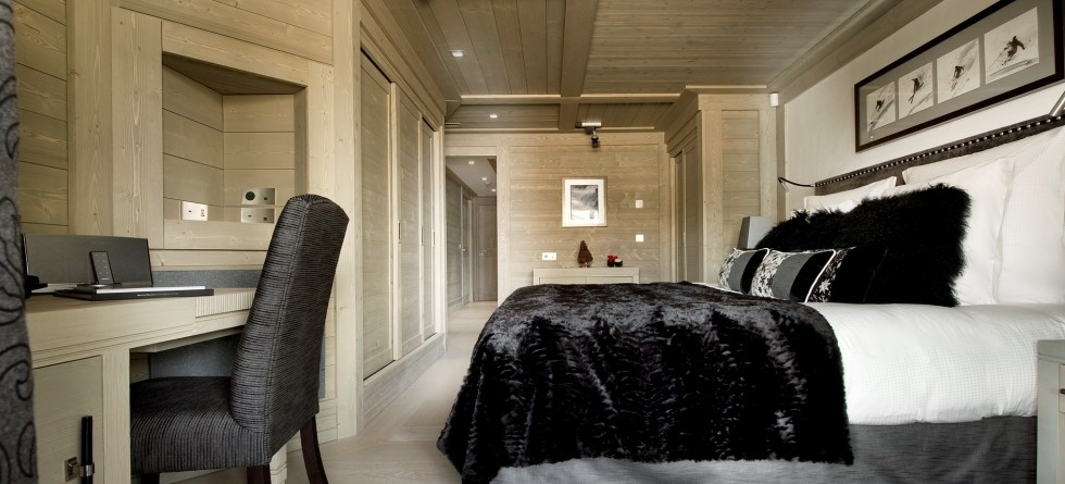 Chalet Abbruzes, Courchevel