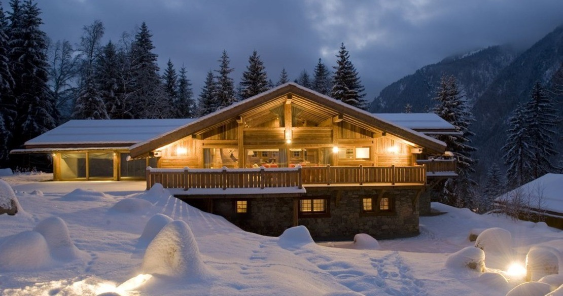 Luxury chalets in Chamonix, chalet Amazon Creek