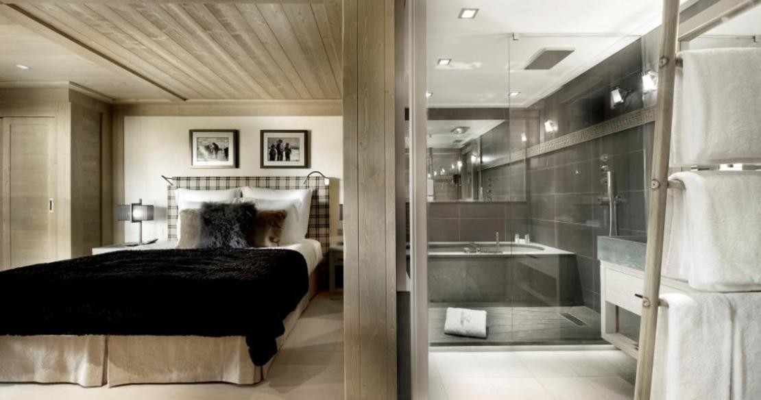 Luxury chalets in Courchevel, chalet Muztagh