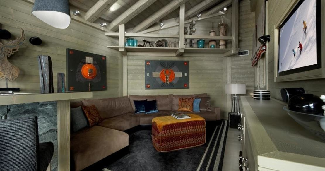 Luxury chalets in Courchevel, chalet Pahmah