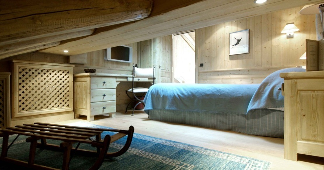 Luxury chalets in Courchevel, chalet Totara