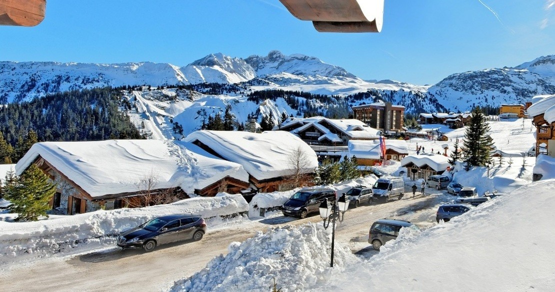 Luxury chalets in Courchevel, chalet St Christophe