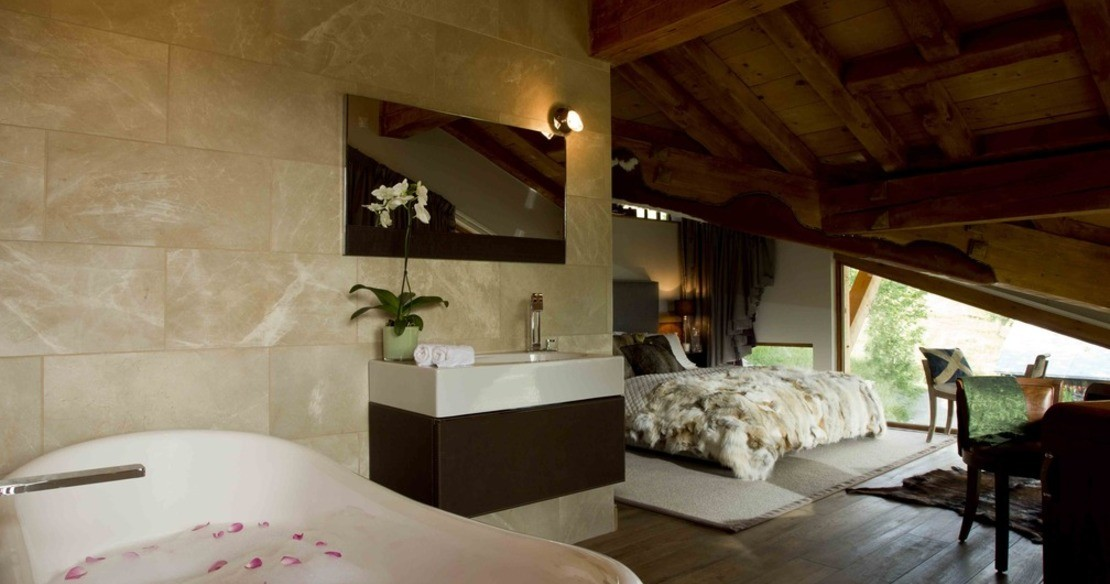 Luxury chalets in Les Gets, chalet Grande Corniche