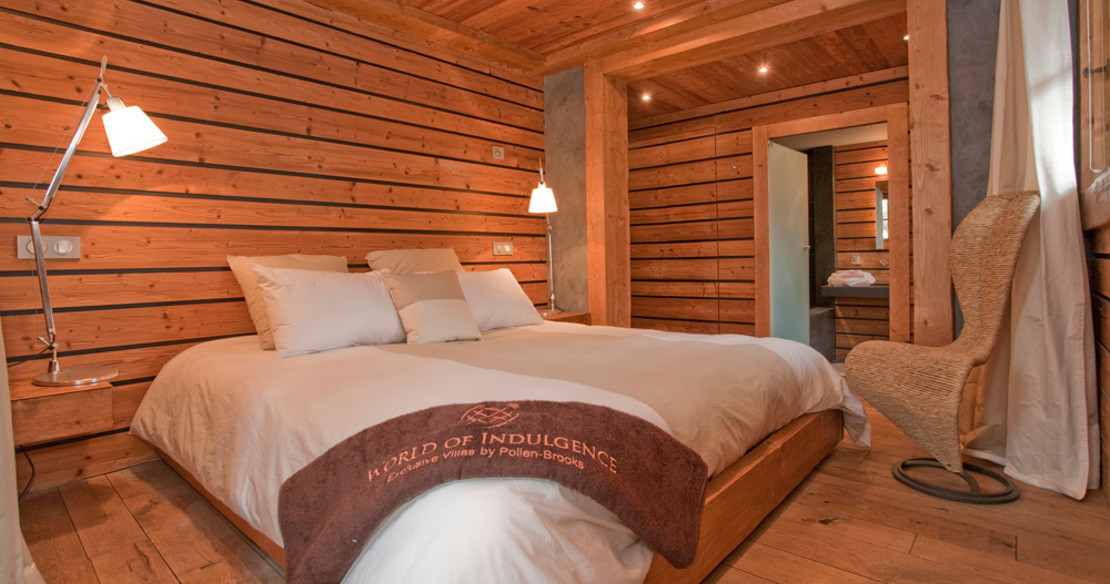 Luxury chalets in Megeve, chalet Royale