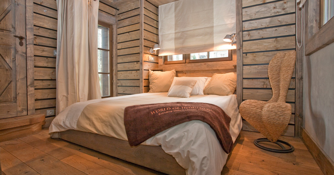 Luxury chalets in Megeve, chalet Tanniere