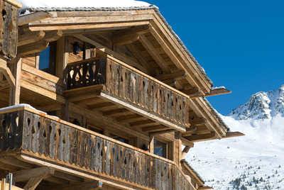 Luxury chalets in Verbier, chalet Nyumba