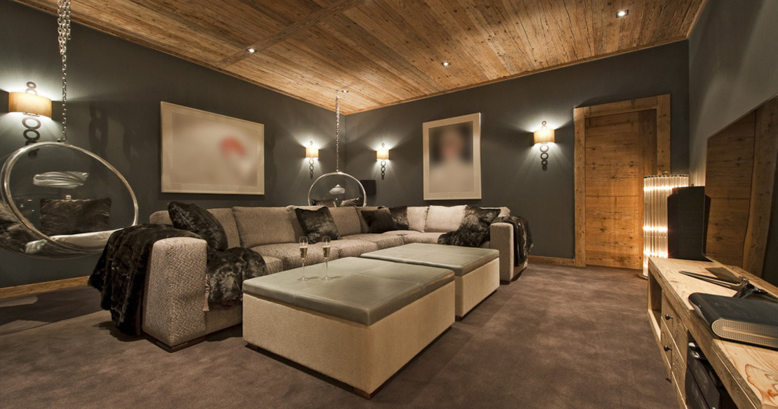 Luxury chalets in Verbier, chalet Norte