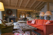Luxury chalets in Verbier, chalet Deux Rivieres