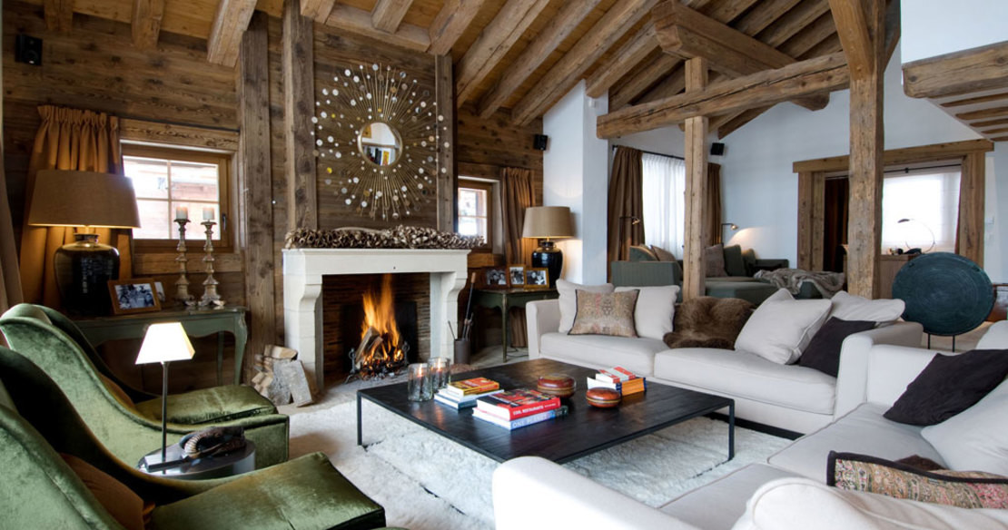 Luxury chalets in Verbier, chalet Dent Blanche
