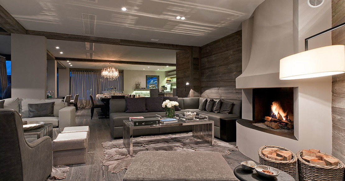 Luxury chalets in Verbier, chalet No. 14
