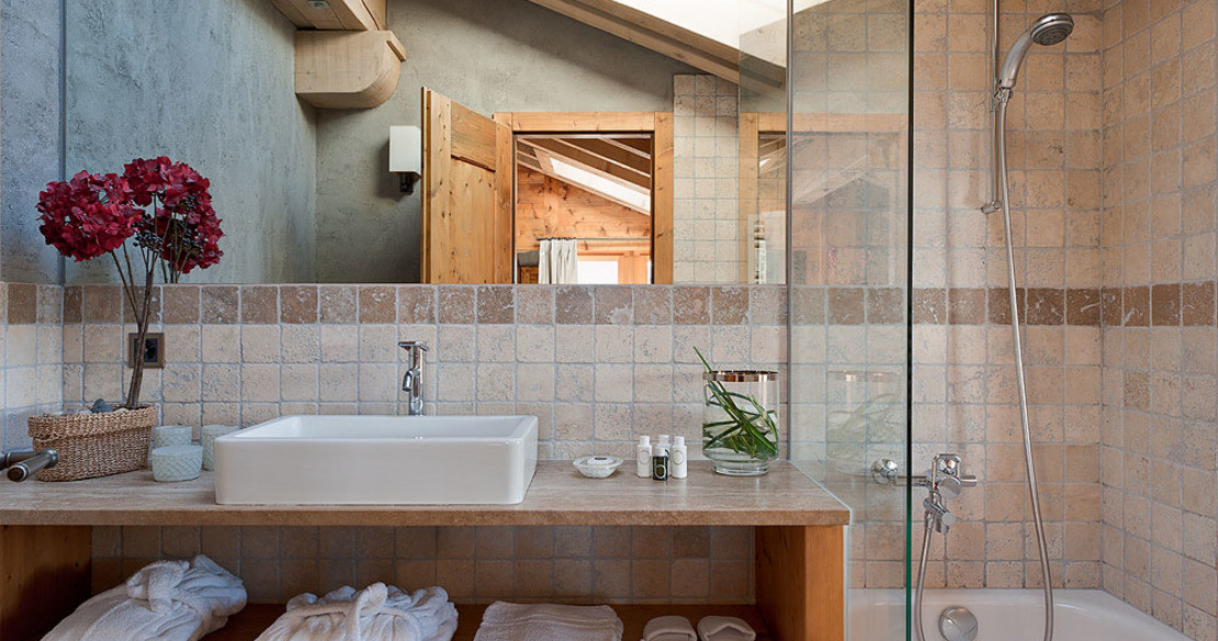 Luxury chalets in Verbier, chalet Pierre Avoi