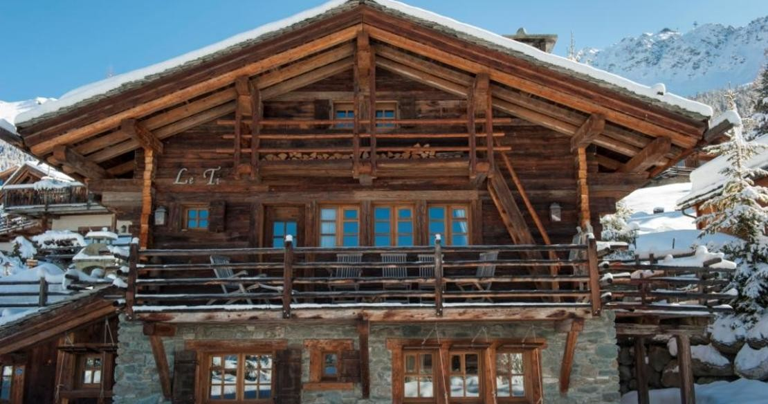 Luxury chalets in Verbier, Ti chalet