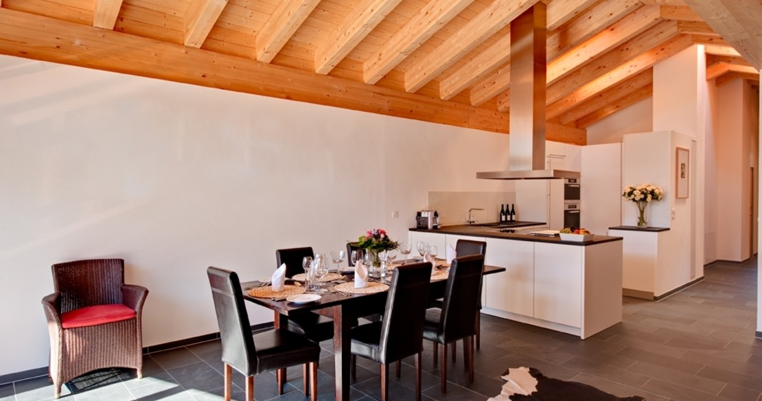 Luxury chalets in Zermatt, chalet Zeus