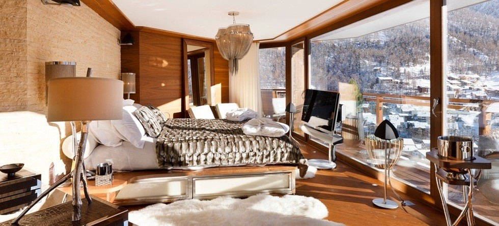 Luxury chalets with the X Factor
