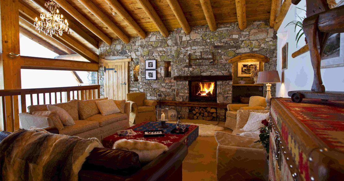 Luxury chalets in Val d'Isere, chalet Chardon