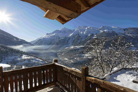 Luxury chalets perfect for a retreat