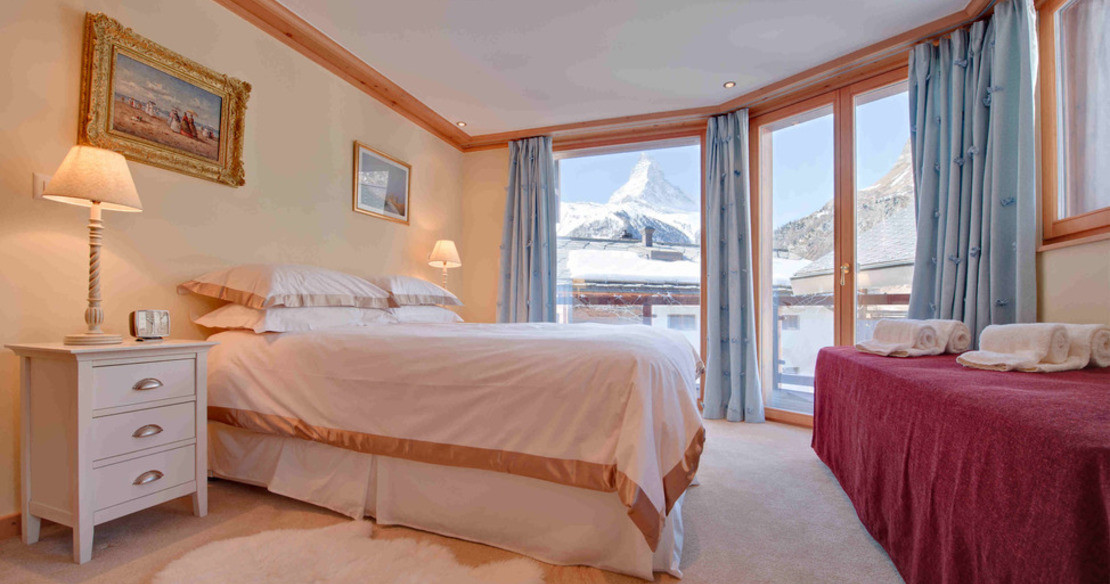 Luxury chalets in Zermatt, chalet Amore