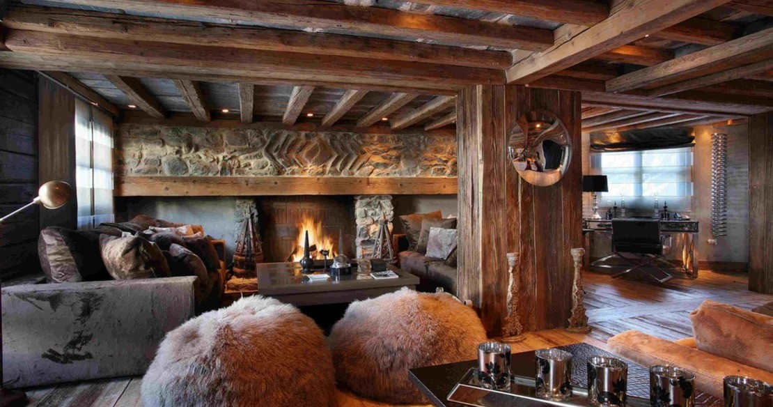 Luxury hotels in Courchevel, Hotel Saint Roch