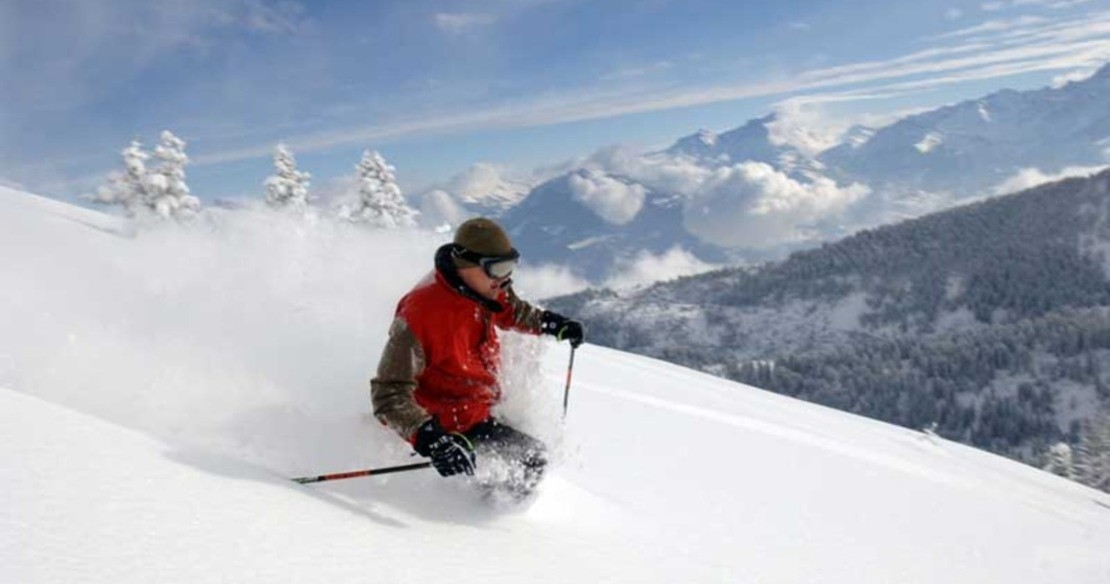 Luxury chalets and hotels in Chatel resort