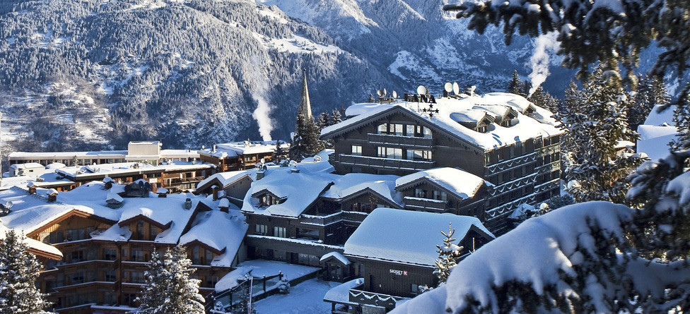 Luxury hotels in Courchevel, Hotel Le Lana