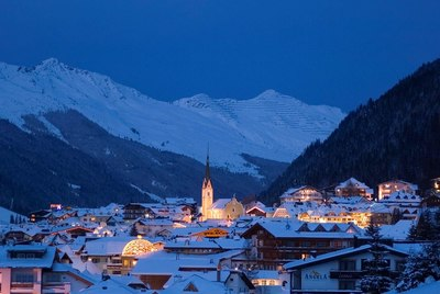 Luxury chalets and hotels in Ischgl, Austria