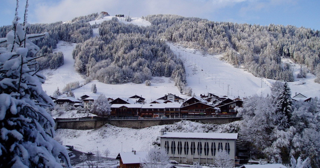 Luxury chalets and hotels in Morzine, France