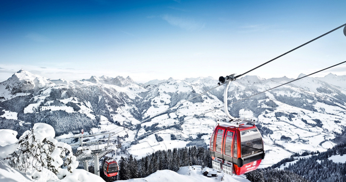 Luxury chalets and hotels in Kitzbuhel, Austria