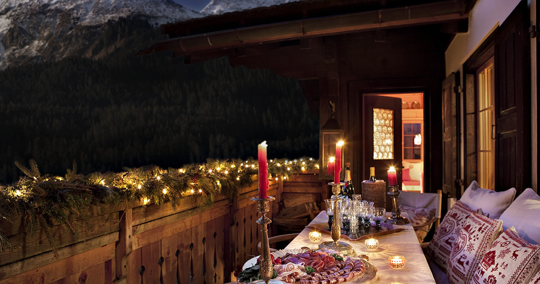 Luxury chalets and hotels in Klosters, Switzerland