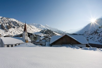 Luxury chalets and hotels in Obergurgl, Austria