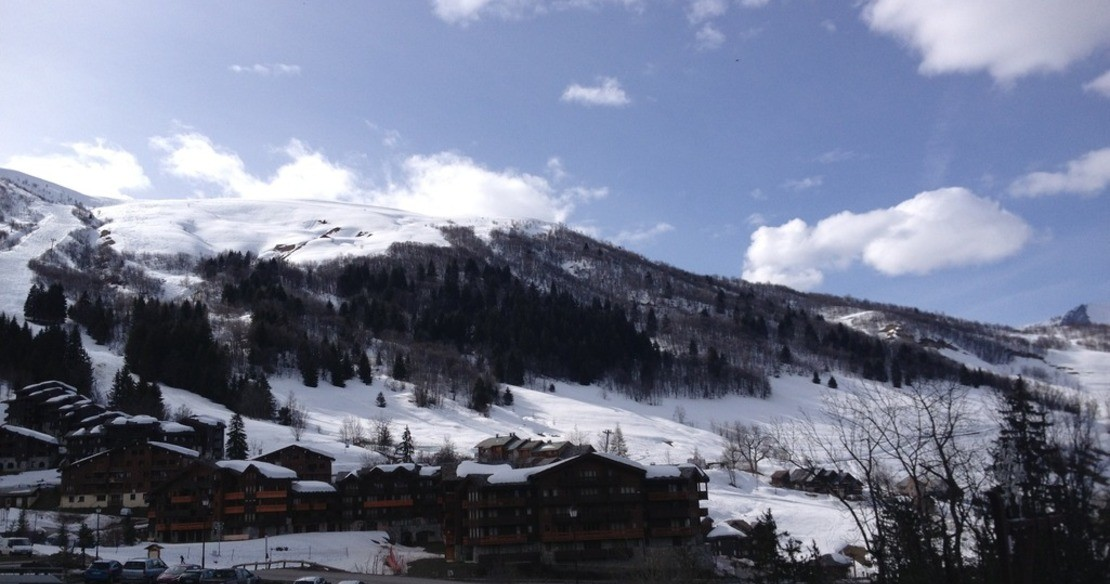 Luxury chalets and hotels in Valmorel, France