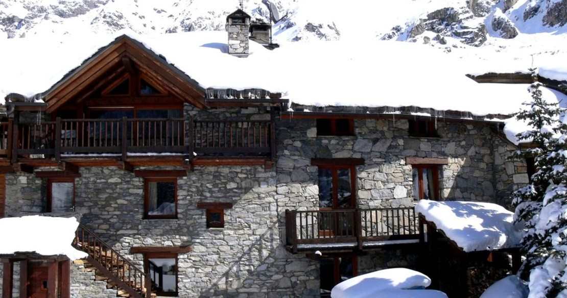 Luxury chalets in Val d'Isere, chalet Maison Du Rocher