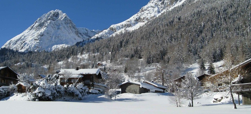 Luxury chalets Les Houches Chamonix Valley France