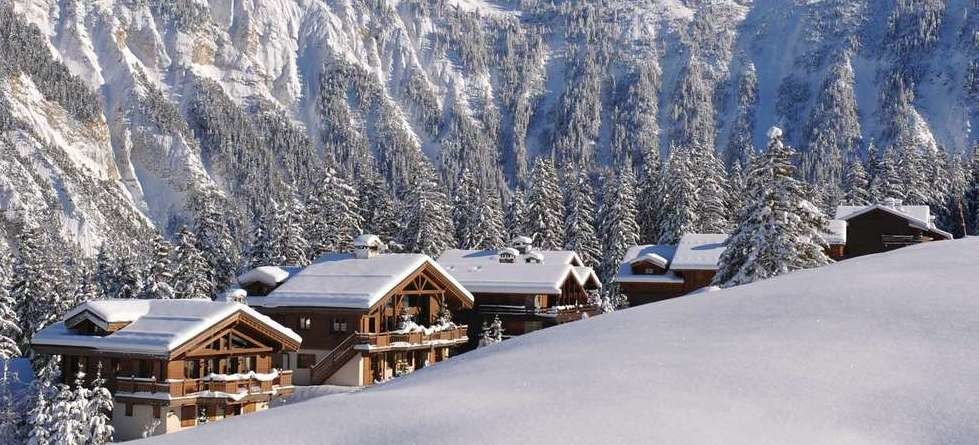 Luxury chalets Courchevel luxury hotels Courchevel France