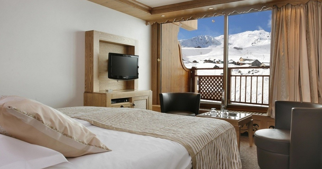 Luxury hotels in Courchevel, Hotel Annapurna