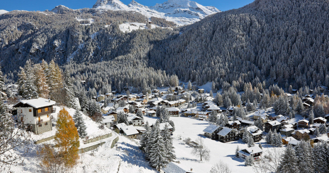 Luxury hotels in Champoluc Italy