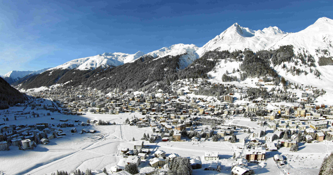 Luxury hotels and chalets in Davos Switzerland