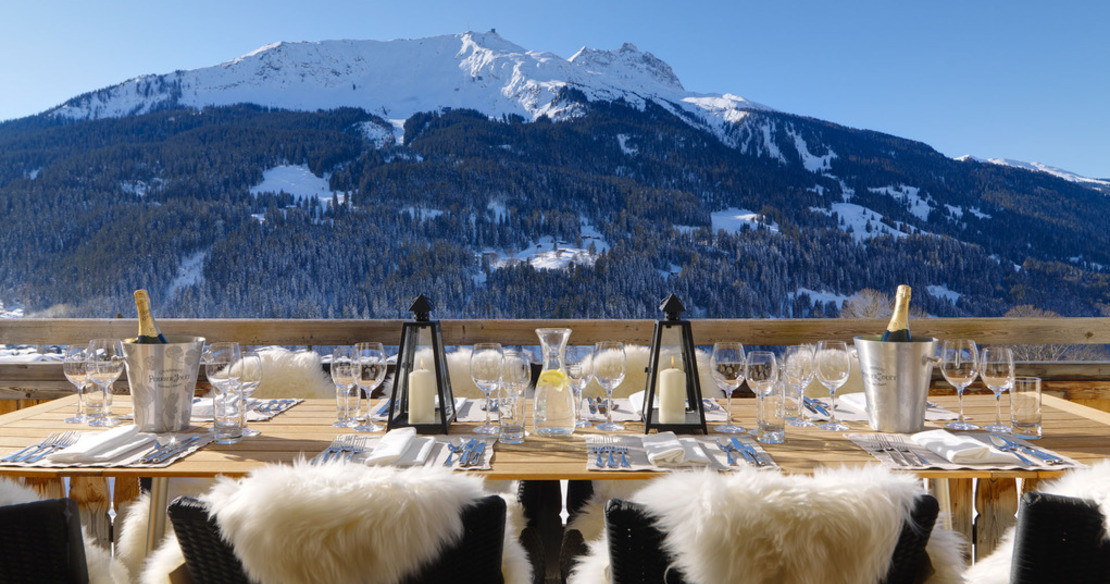 Luxury chalets and luxury hotels in Klosters Switzerland