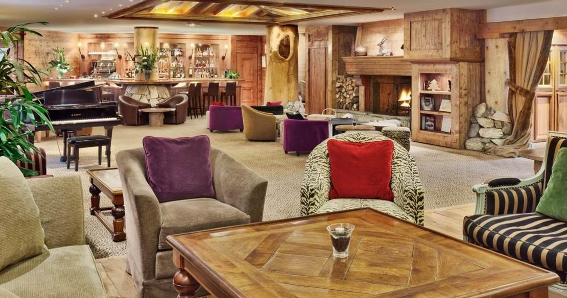 Luxury hotel Barmes De L'Ours Val d'Isere