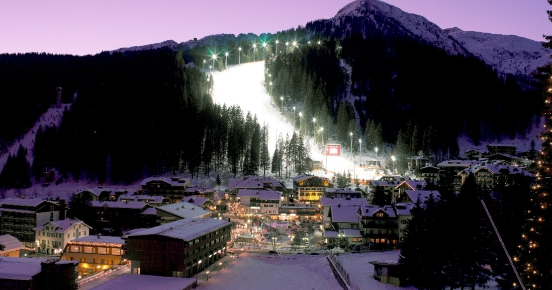 Luxury hotels in Madonna di Campiglio Italy