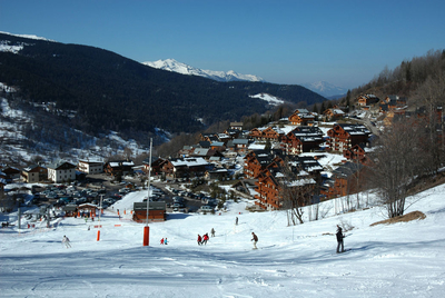 Luxury resort Meribel Village