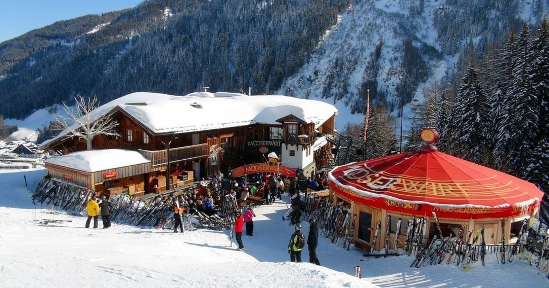 St Anton resort guide - some of the best apres ski bars in the world