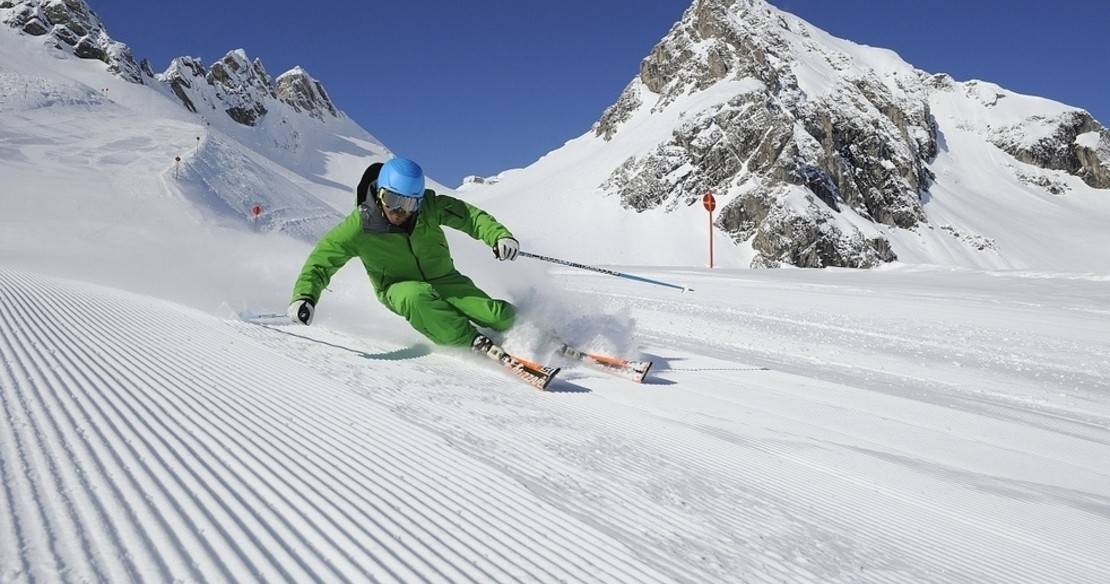 St Anton resort guide - great groomed pistes too