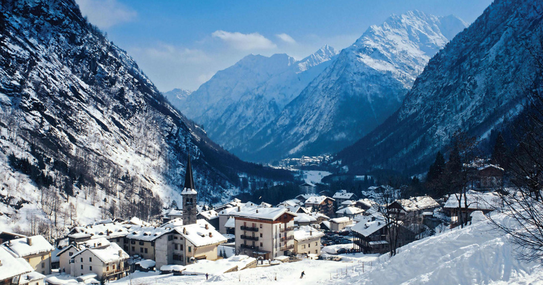 Luxury hotels in Alagna Monterosa Italy