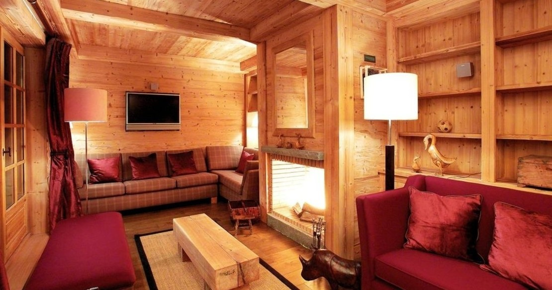 Luxury chalet Val d'Isere Chalet Davos