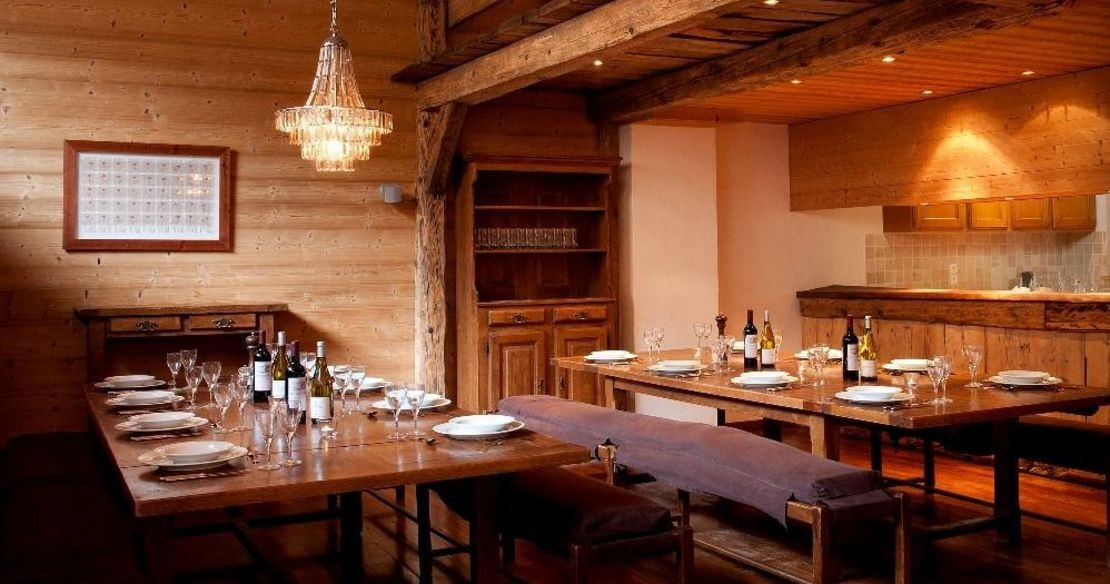Luxury chalet Val d'Isere Club Bellevarde