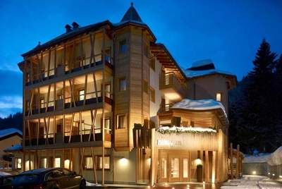 Luxury hotels in Madonna di Campiglio Italy D V