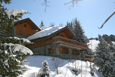Luxury chalet in Meribel Chalet Bartavelles