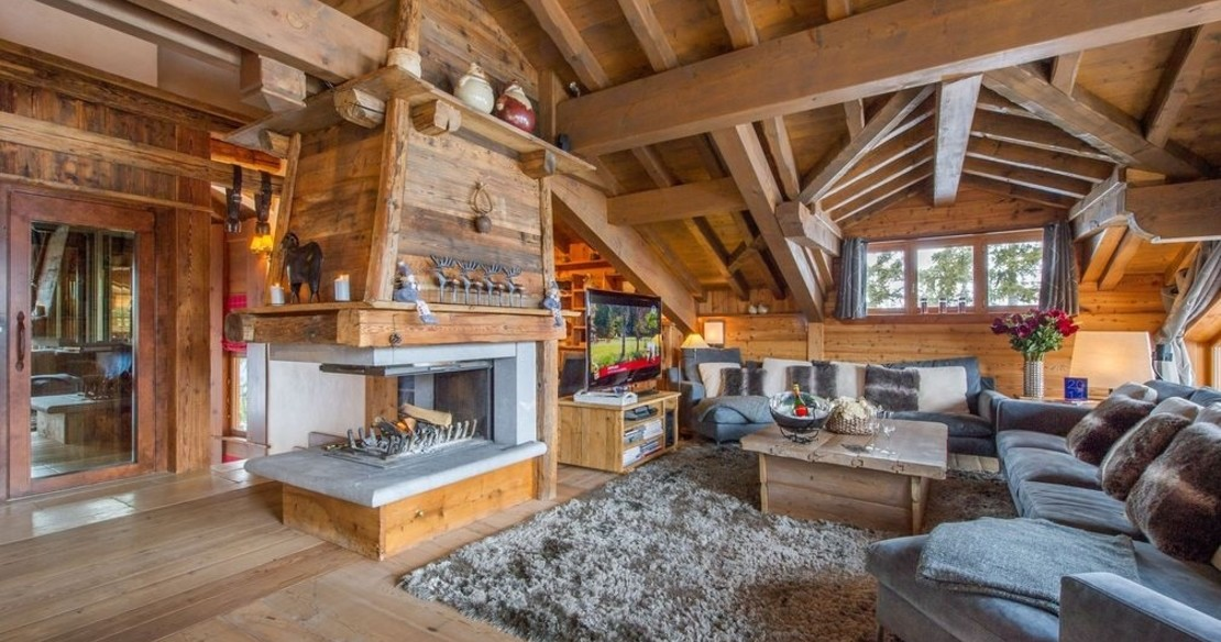 Luxury chalet Courchevel Chalet Aspen