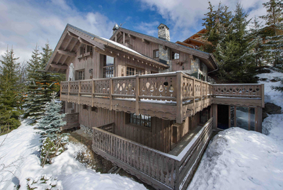 Luxury chalet Meribel Chalet Colorado
