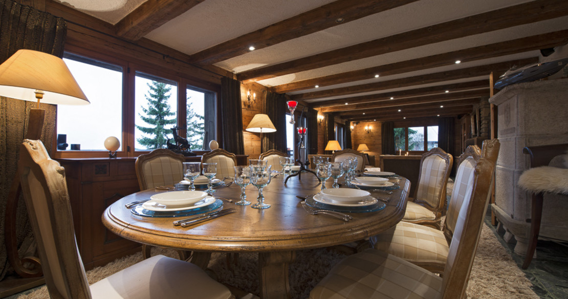 Luxury Catered Ski Chalets